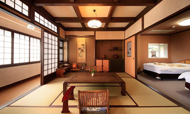 貴賓室 菊椿